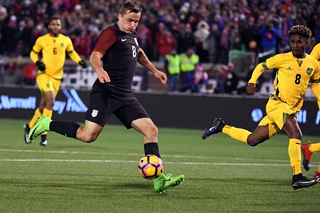 USA vs Jamaica Live Streaming