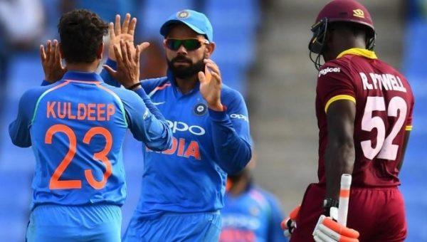 West Indies vs India