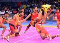 Bengaluru Bulls vs Tamil Thalaivas Live Online Streaming