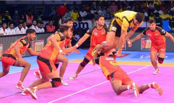 Bengaluru Bulls vs Tamil Thalaivas Live Streaming