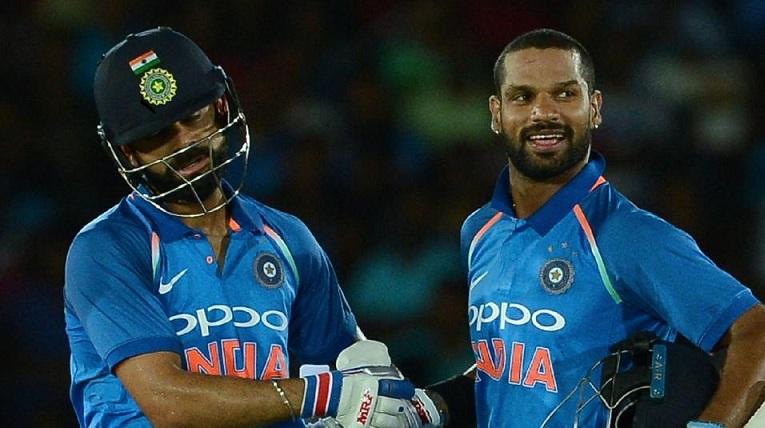Ind vs SL First ODI Highlights Shikhar Dhawan 132*, India Crush Sri Lanka by 9 Wickets