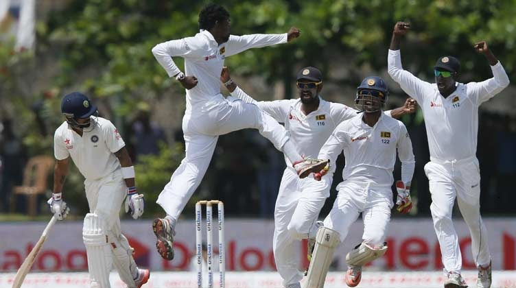 India vs Sri Lanka 2nd Test Live Stream TV Channels India Tour of Sri Lanka 2017
