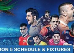 Pro Kabaddi League 2017 Live Telecast TV Channels