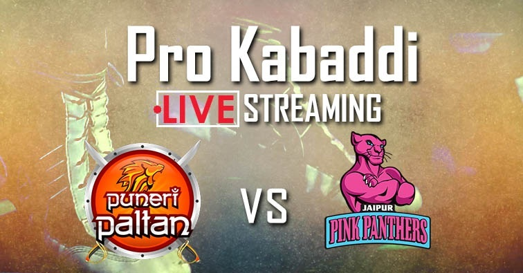 Puneri Paltan vs Jaipur Pink Panthers