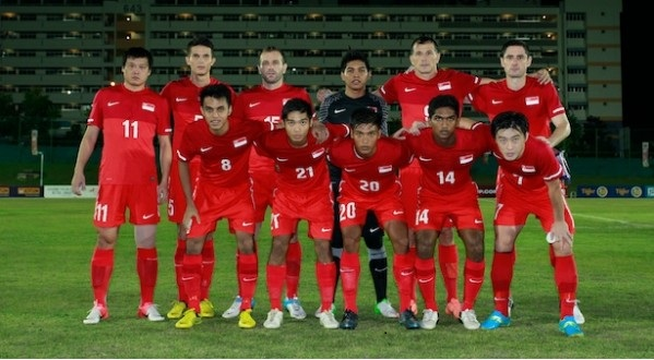 Singapore vs Hong Kong Live Streaming Today Football Match 31 Aug 2017