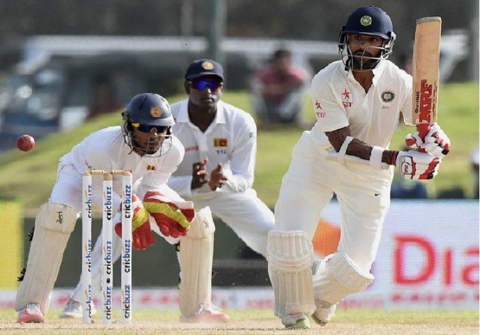 Sri Lanka vs India Today Third Test Match