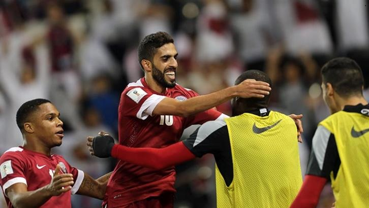 Syria vs Qatar Live Streaming World Cup Qualifying Football Match Today