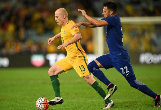 Australia vs Thailand Live Streaming Today Football Match