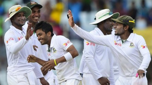 BAN vs AUS 2nd Test Live Score
