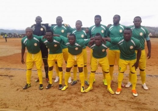 Bamboutos vs Yong Sports Academy
