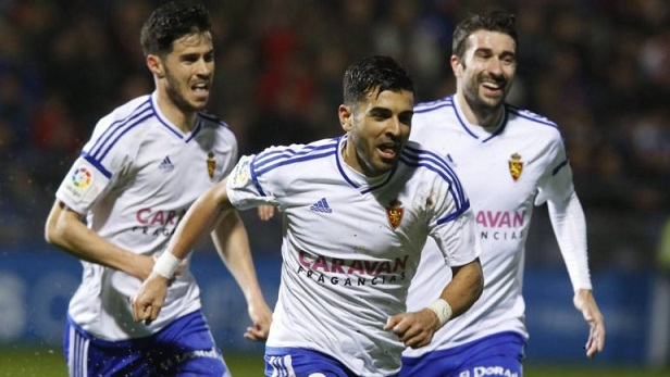 Cordoba vs Zaragoza