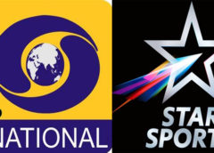 IND vs AUS - Australia Tour of India 2017 Live Streaming on Star Sports and DD National TV Channels