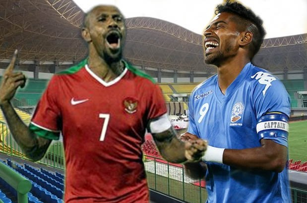 Indonesia vs fiji Live streaming at Stadion Patriot