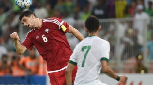 Iraq vs UAE Word Cup Qualifier Football Match Preview