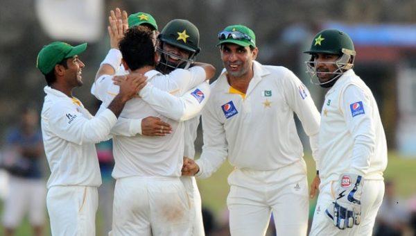 Pakistan vs Sri Lanka Live Streaming First Test