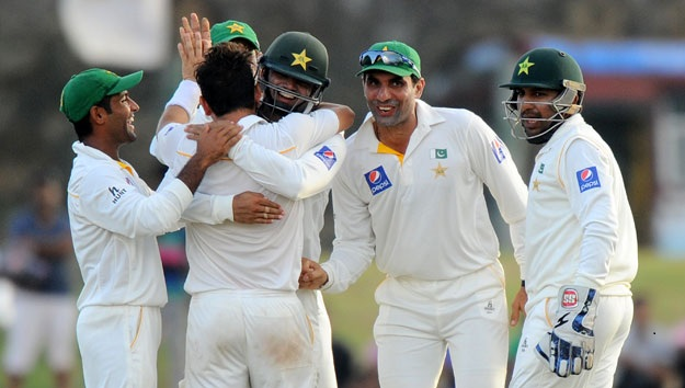 Pakistan vs Sri Lanka Live Streaming First Test