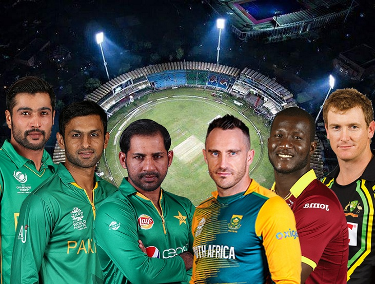 Pakistan vs World XI Live Streaming 1st T20 Match Preview, TV Info 12 Sept 2017