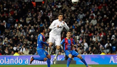 Real madrid vs levante Live Stream La Liga Football Tournament