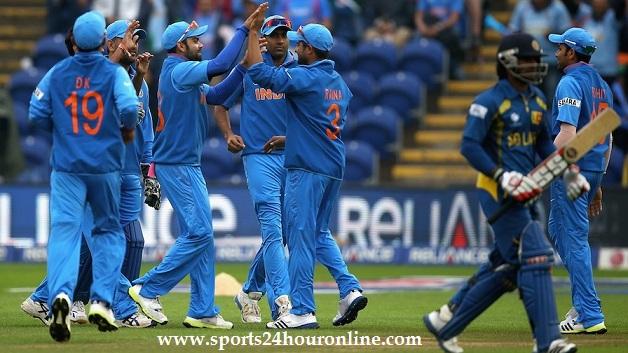 SL vs IND Live Streaming 5th ODI Today Cricket Match Score, TV Channels Info
