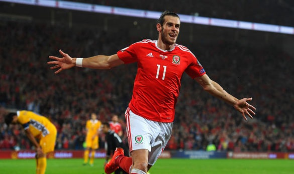 Wales vs Austria Live Streaming First Round World Cup Qualifiers 03 Sept, 2017