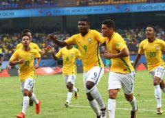 Brazil vs England Live Streaming FIFA U17 World Cup