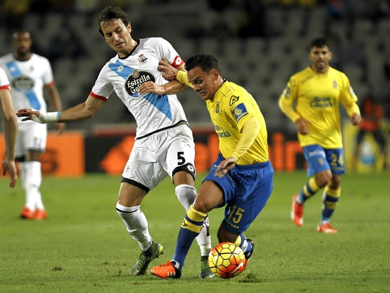 Las Palmas vs Deportivo Live Streaming
