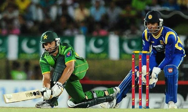 Pakistan vs Sri Lanka Fourth ODI Live Streaming
