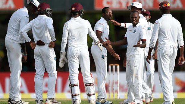 Sony Six Live Broadcast ZIM vs WI Second Test Match Today