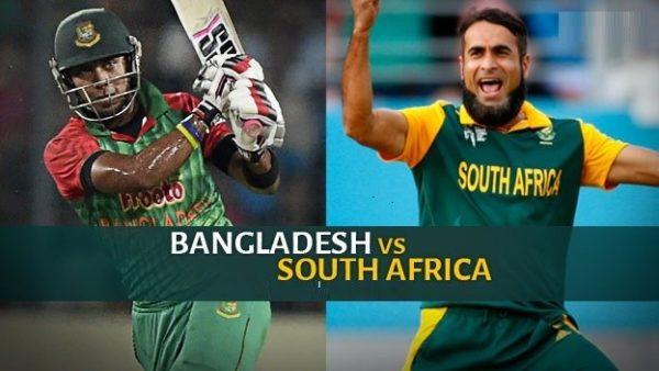 South Africa vs Bangladesh 2nd ODI Live Stream, Score, Playing XI, TV Channels Info