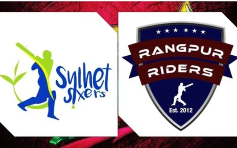 Channel 9 Live Broadcast Sylhet Sixers vs Rangpur Riders