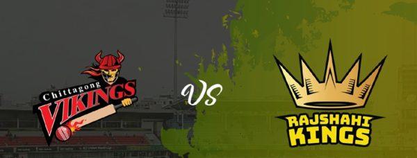 Chittagong vs Rajshahi