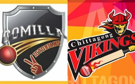Comilla vs Chittagong Live Score Bangladesh Premier League 2017