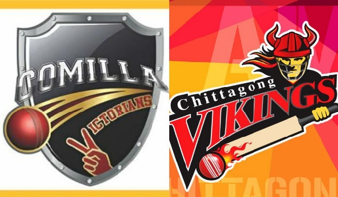 Comilla vs Chittagong Live Score Bangladesh Premier League 2017