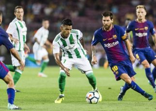 Eibar vs Real Betis Live Stream Today La Liga Match