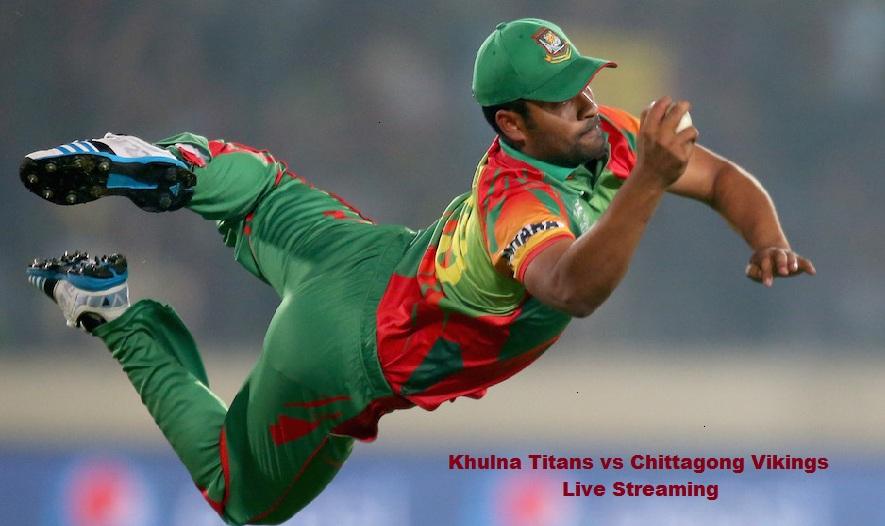 Today Khulna vs Chittagong Live Stream TV Channels 18th Match Bangladesh Premier League 2017