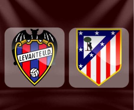 Levante vs Atletico Madrid Live Streaming La Liga Football Match Preview