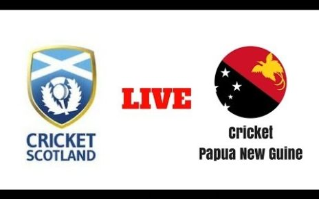 PNG vs Scotland Live Stream First ODI In UAE 2017