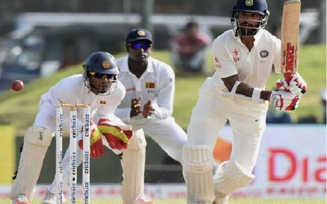 IND vs SL Live Stream 1st Test Sri Lanka Tour of India 2017