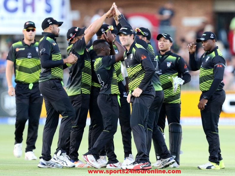 Warriors vs Knights 1st Match Live Streaming – CSA T20 Challenge 2017