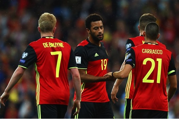 Belgium vs Mexico Today live Streaming Friendlies Football Match