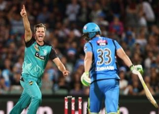 BRH vs ADS Live Streaming 12th Match Preview Big Bash League - Adelaide Strikers vs Brisbane Heat