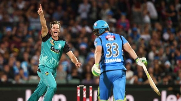 BRH vs ADS Live Streaming 12th Match Preview Big Bash League T20 Tournament