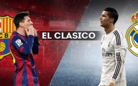 Today Barcelona vs Real Madrid Live Stream Football Match Preview, TV Channels, IST Time