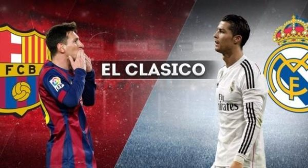 Barca Madrid Live Stream
