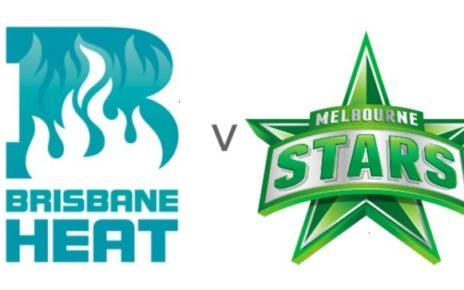 Brisbane Heat vs Melbourne Stars Live Streaming