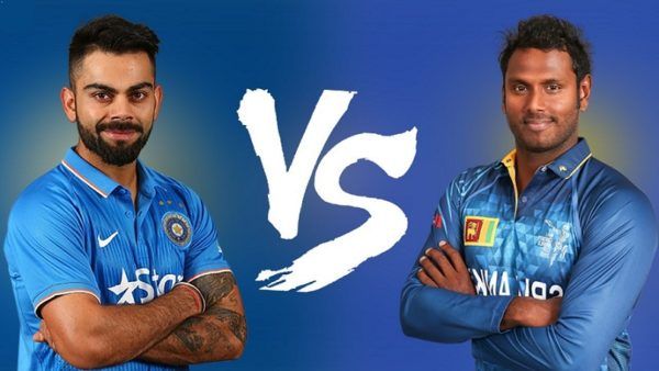 IND vs SL Live Streaming India Tour of Sri Lanka