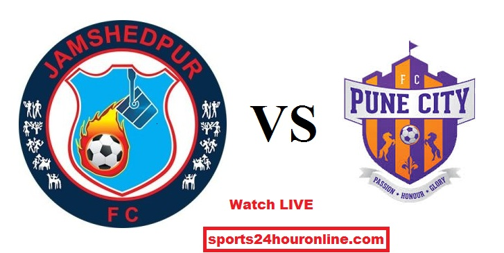 Jamshedpur vs Pune City Live Stream ISL Football Match Preview