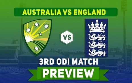 Australia vs England 3rd ODI Live Cricket Score, Commentary Preview