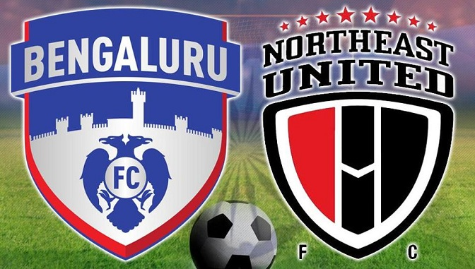 Bengaluru FC vs NorthEast United Live Streaming ISL Match Preview