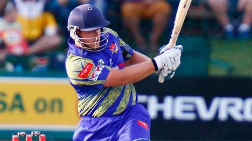 Cape Cobras vs Dolphins 2nd Semi Final Momentum One Day Cup, 2017-18